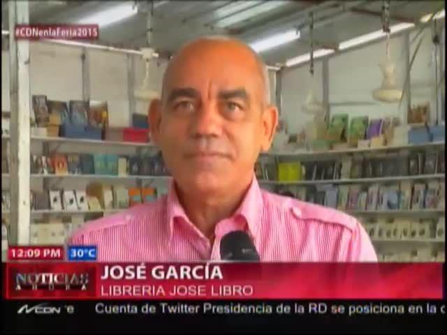 Librerias Dicen Tienen Buenas Ventas En La Feria Internacional Del Libro #Video
