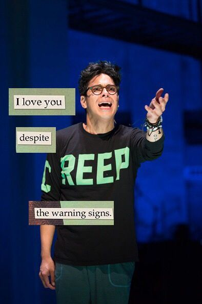 Dear Evan Hansen Quotes Wallpaper Bmc Tumblr Be More Chill Be More Chill Musical Be