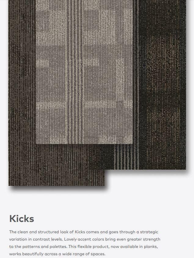 Kicks Collection Modular Carpet Quick Ship Collection 12 X 48 Up To 13 500 Square Feet Ship Within 10 Days Quick Ship Modular Carpet Quick Ship Program