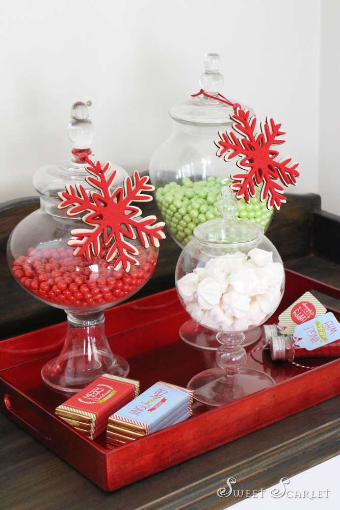 Christmas/Holiday Party Ideas | Photo 2 of 28