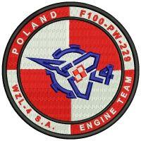 Wojskowe Zakłady Lotnicze nr 4 S.A. Warszawa, F100-PW-229, Engine Team, Poland, WZL-4