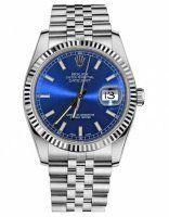 Rolex Datejust 36mm Acier Bleu Cadran Jubilee Bracelet 116234 BLSJ