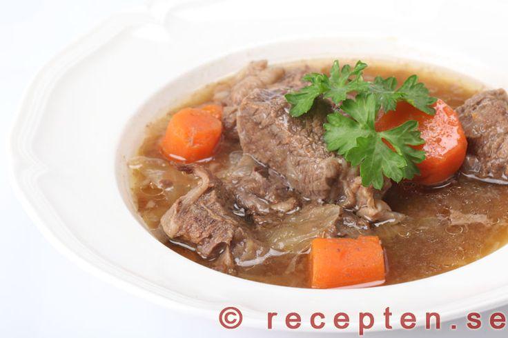 Recept på Kalops - Köttgryta