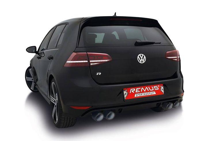 Najmocniejszy Golf to nadal za mało? Z pomocą przychodzi REMUS INNOVATION!  Powerbox bezinwazyjnie i bezpiecznie podniesie moc do 363 KM! Dzięki temu na miejskich ulicach ciężko będzie znaleźć konkurenta... :)  Remus Polska http://www.remus-polska.pl/