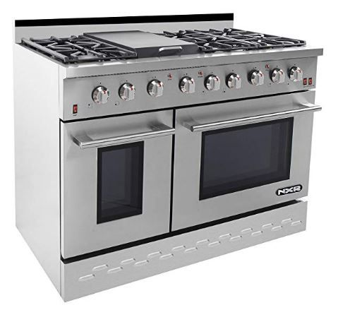 NXR SC4811 Review – Gas Burner with Convection Oven