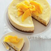 Mango Cheesecake Recipe - Quick and easy at woolworths.com.au