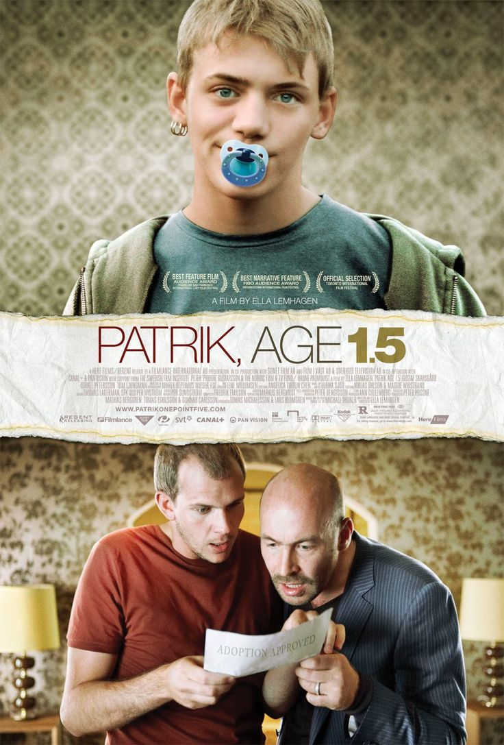 Essential Gay Themed Films To Watch: Patrik, Age 1.5