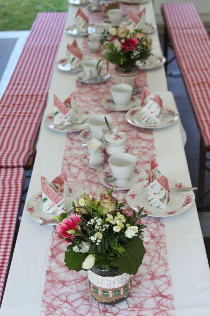 Tischdeko // *Wedding* *Hochzeit*