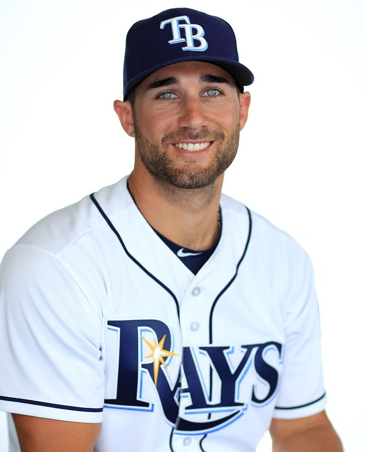 Kevin Kiermaier Photos Photos Tampa Bay Rays Photo Day Tampa Bay Rays Athletic Men Tampa