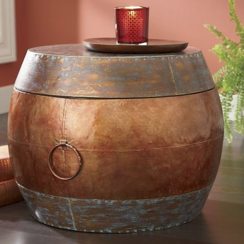 Copper Kettle Drum Coffee Table: 1000+ Images About Drum Home Projects On Pinterest