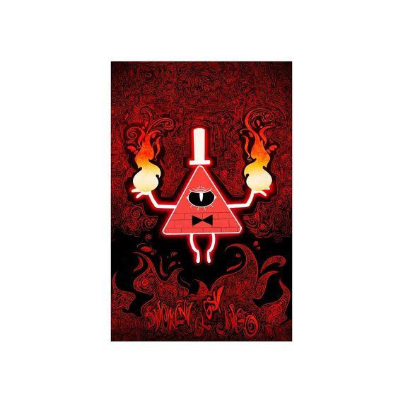 VENTA de verano - Gravity Falls - jugando con fuego Poster
