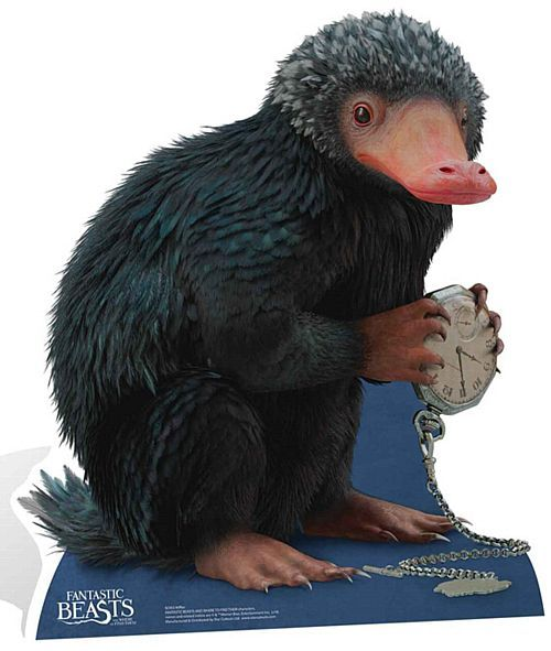 niffler Fantastic Beasts | You are here : Home > Niffler Fantastic Beasts Cardboard Cutout - 70cm