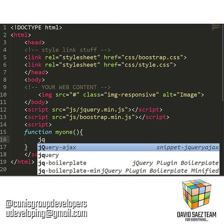 Create customized snippets for some routines! For example i have created a snippet for jQuery Ajax function! That makes my life easy haha!  So! Create yours! Dont waste your time!! #development #developing #developers #develop  #jQuery #webdev #snippets #sublimetext #coding #success #enterpreneur #business #promotion #html #html5 #php #javascript Go go goooo!!!