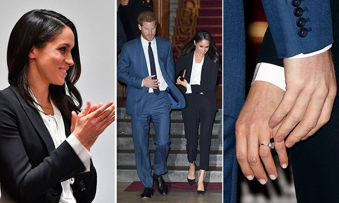 Meghan Markle and Prince Harry's night at the Endeavour Fund Awards: All the best photos