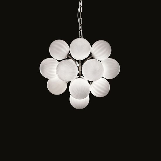Atmosphera Suspension Lamp II | The Atmosphera Suspension Lamp II crafted by MULTIFORME is a stunning lighting work, created for luxury interior settings. The lamp is composed of ... view details on www.treniq.com
