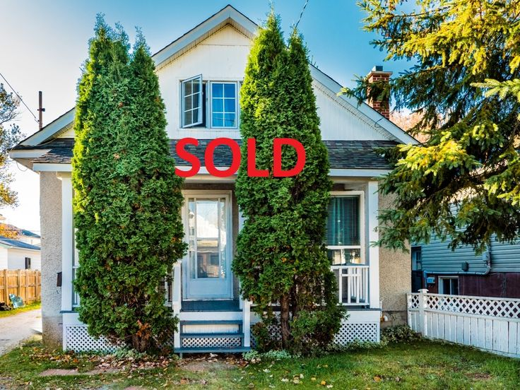 We SOLD 229 St George St! Thinking of selling your Sudbury home? Call 705-470-3444 or visit www.SudburyHomeSearch.ca/home-evaluation.php for your Free Home Evaluation today!