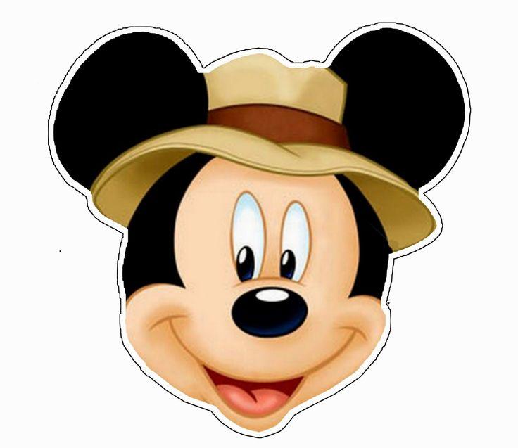 Tudo Festas Especial Mickey Safari