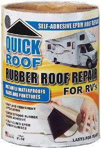 """Cofair QR616 Aluminum 3""""X16' Quick Roof Tape"""