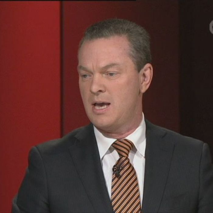 Christopher Pyne tells ABC 1's Q&A: There would be no change to the GST in an Abbott government.