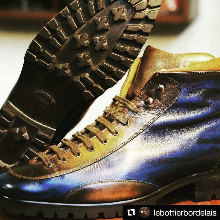 Le style qu'on aime #bottier #bordeaux