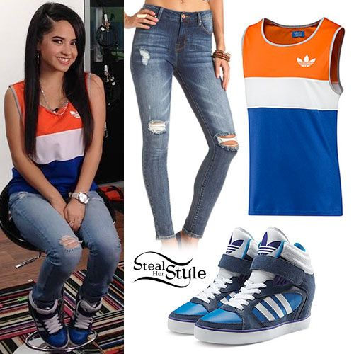 Becky G's Clothes & Outfits | Steal Her Style | Page 8