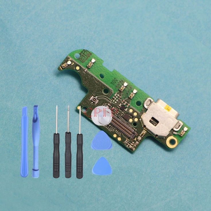 For Huawei Google Nexus 6P H1511 H1512 USB Charging Port Flex Cable + Tool…