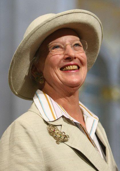 Queen Margrethe II Photo - Queen Margrethe II of Denmark Visits Germany