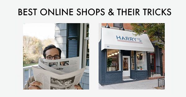 Tips for a successful online shop.