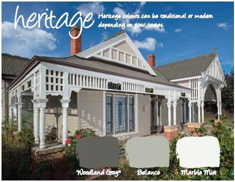57 b sta bilderna om house colour exterior p pinterest for Miller exterior paint