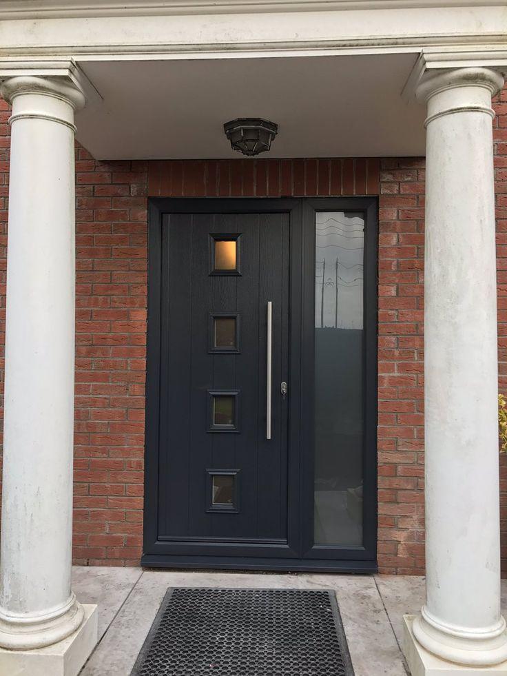 Best 25+ Black composite door ideas on Pinterest | Modern ...