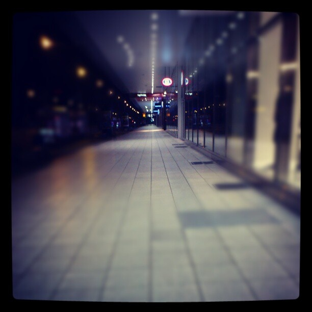 Warsaw @ Night