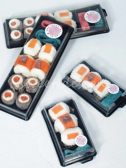 Sushi de Salmón (Melocotón) | Sweet Design