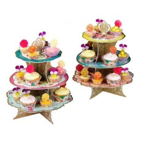 Support cupcake 3 étages