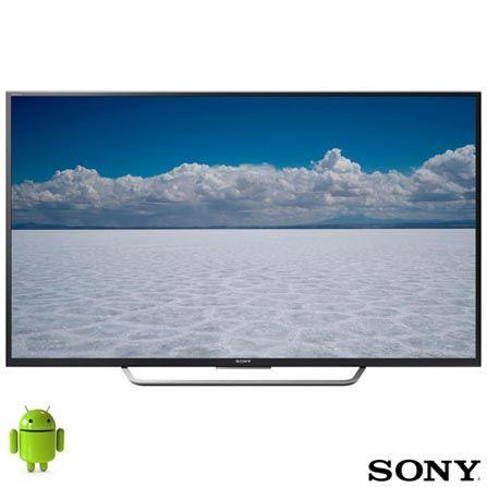 [FastShop] TV 4K Sony LED 55 Motionflow XR 240, 4K HDR, KD-55X7005D - R$ 3.749,13 à vista