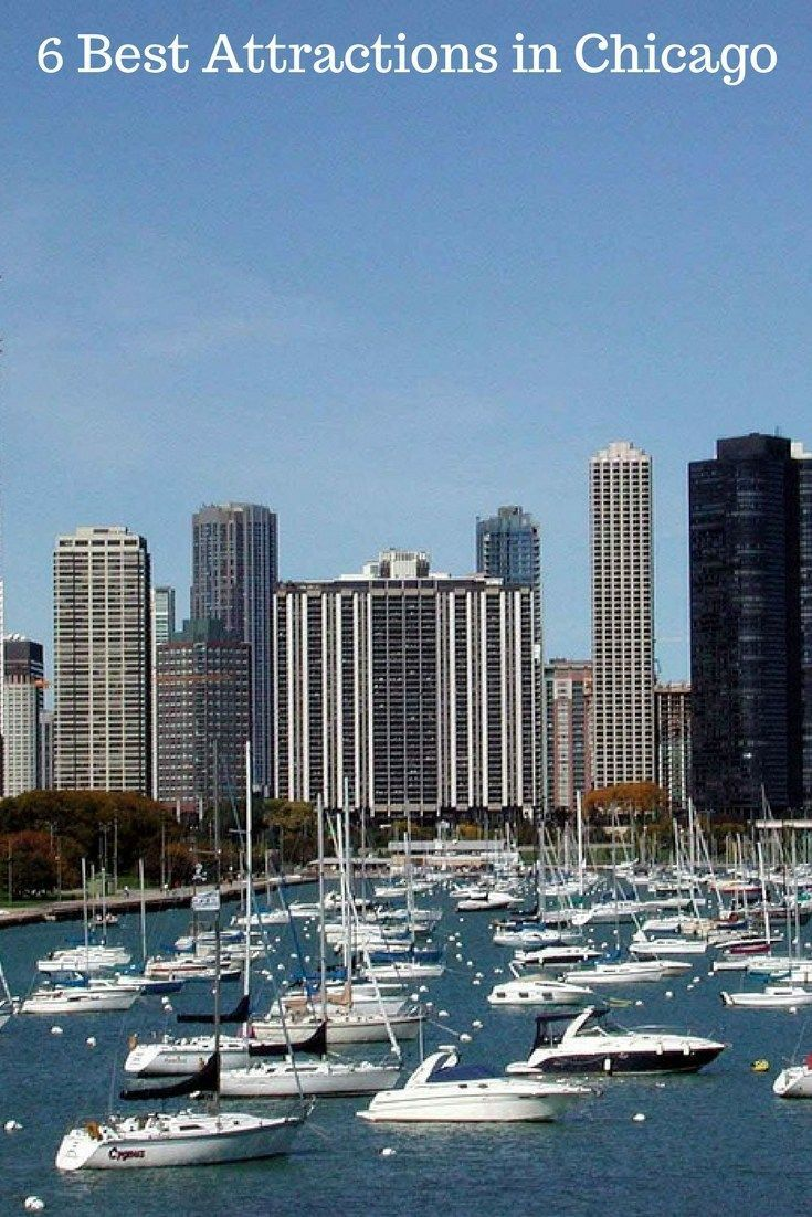 6 Best Attractions in Chicago   Best Attractions in Chicago   best places to visit in Chicago   Things To Do in Chicago   Places To Go in Chicago   trip to Chicago    USA    #travel #Chicago #VisitChicago #triptoChicago #familytravel