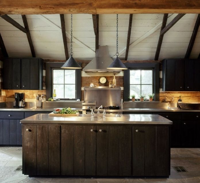 Hilary Farr Kitchen Designs: 21 Best Stainless Steel Counter Tops Images On Pinterest
