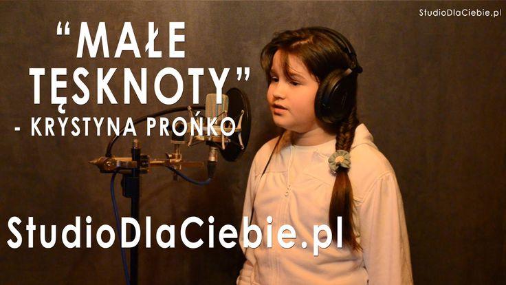 Małe tęsknoty - Krystyna Prońko (cover by Oliwia Serafin - 9 lat)