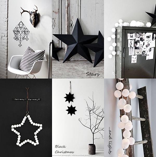 STIL INSPIRATION: Black Christmas