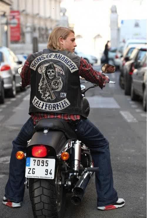 Jax from Sons of Anarchy                                                                                                                                                                                 More