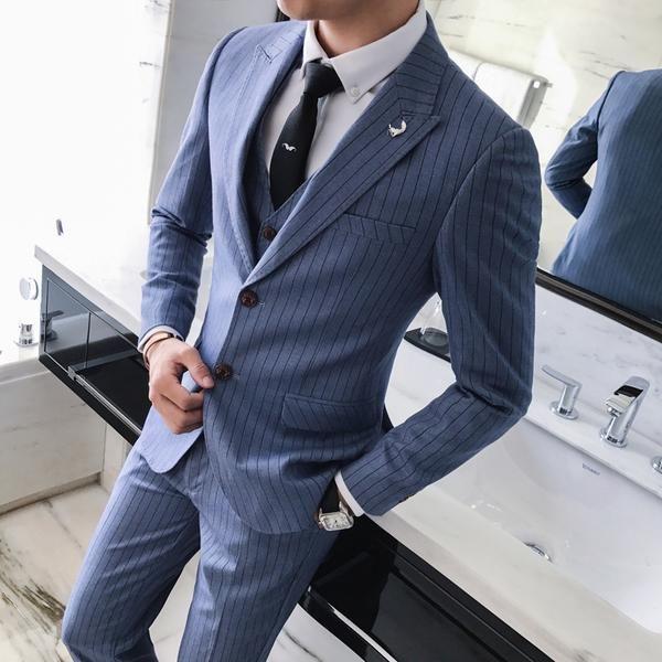 best 20 slim fit suits ideas on pinterest fitted suits. Black Bedroom Furniture Sets. Home Design Ideas