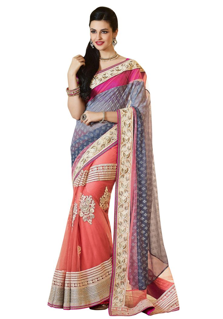 Designer sarees - Designer saree online shopping in india | shelina.in
