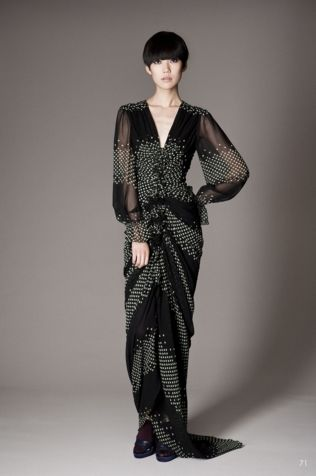 3.1 Phillip Lim Fall 2009 Look Book Featuring Tao Okamoto | POPSUGAR Fashion