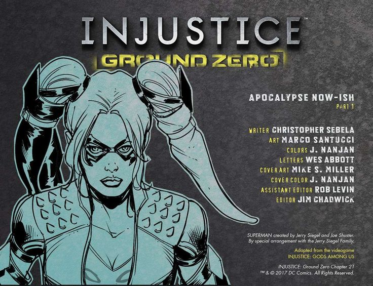injustice gods among us comic free online pdf