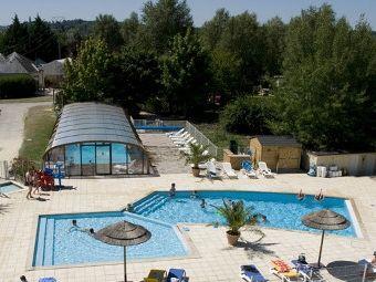 Camping Val de Loire aux Rosiers sur Loire en Anjou - Les Rosiers sur Loire #campsite #loirevalley