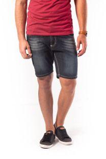 Mens Shorts - Denim Shorts Peg World