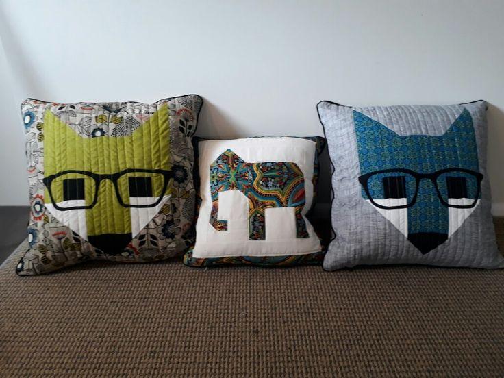 Birthday pillows