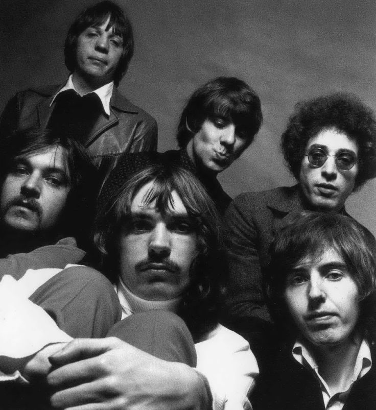 PROCOL HARUM (with Robin Trower,) c. 1967. Best Songs: Whiter Shade of Pale, Conquistador & Simple Sister.
