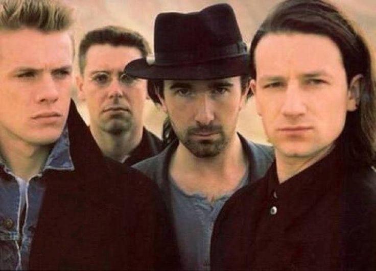 U2-Running To Stand Still