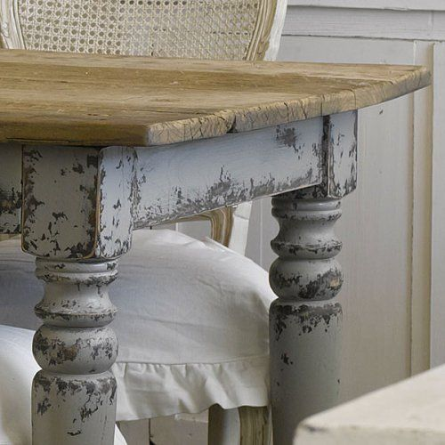 Shabby Chic Kitchens | detail. See Top 5 Tips to Create a Shabby Chic Kitchen at Shabby chic ...