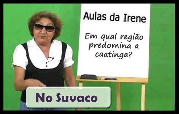 Aulas da Dona Irene!  Veja mais em: http://www.jacaesta.com/aulas-da-dona-irene/